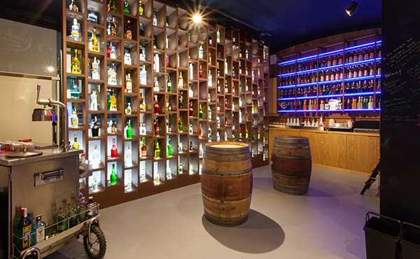 Nueva web para la coctelería Cocktail Shop